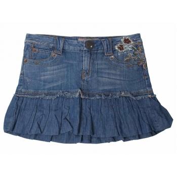 Женская джинсовая мини юбка CANDIE`S