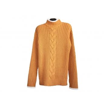 Мужской оранжевый свитер TIMBERLAND, XL