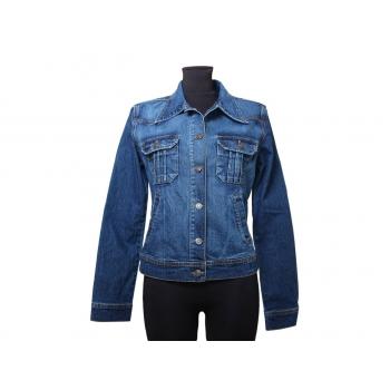 Женская джинсовая куртка JEANS WEAR by CROCER, S