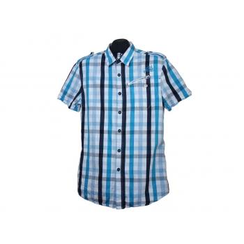 Мужская рубашка в клетку ENERGIE