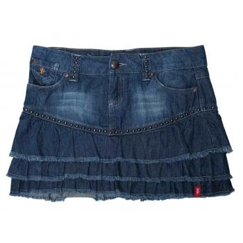 Женская джинсовая мини юбка ESPRIT, М