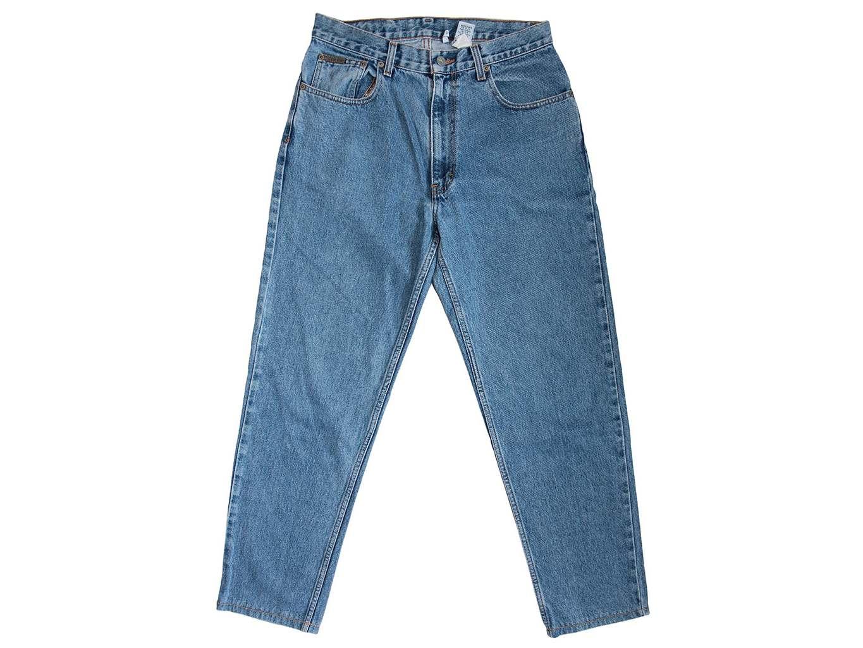 Мужские зауженные джинсы W 30 CALVIN KLEIN