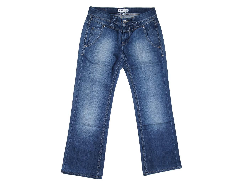 Женские прямые джинсы BLUE RIDGE WE, S