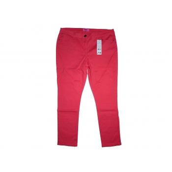 Женские красные стоковые джинсы GEORGE