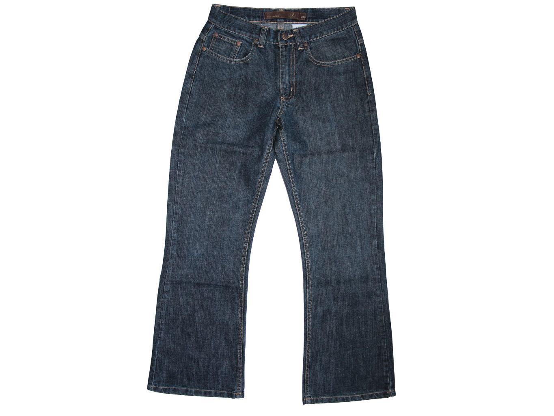 Женские джинсы клеш HOI-POLLOIDENIM