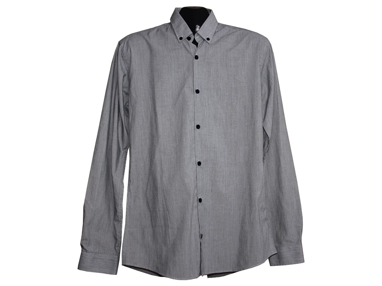 Мужская серая рубашка CEDARWOOD, М