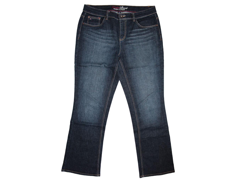 Женские модные джинсы TOMMY HILFIGER Hope Boot, XL