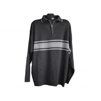 Мужской шерстяной свитер POHLAND
