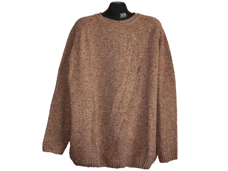 Мужской шерстяной свитер ANTARES, 3XL