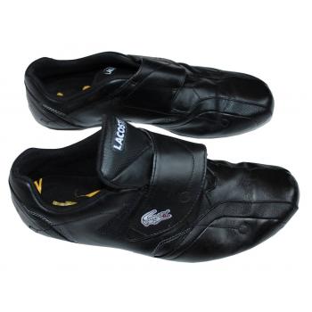 Кроссовки мужские черные LACOSTE 42 размер