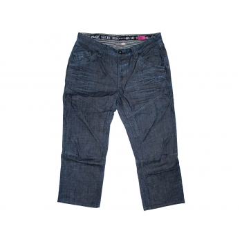 Мужские широкие джинсы RIVER ISLAND W 34 L 28