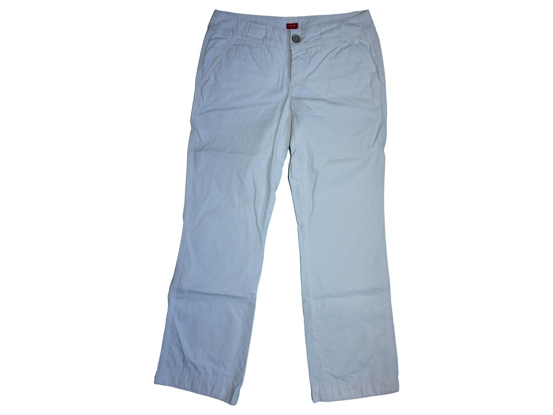 Купить женские белые брюки