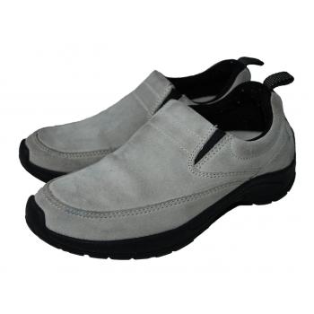 Детские замшевые туфли для мальчика 9 -12 лет GANDER