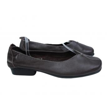 Женские кожаные туфли для широкой ноги CUSHY NUMBERS 39 размер