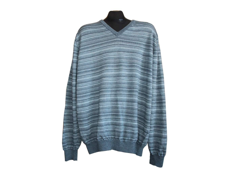 Мужской шерстяной пуловер COLLEZIONE MARKS & SPENCER, XL