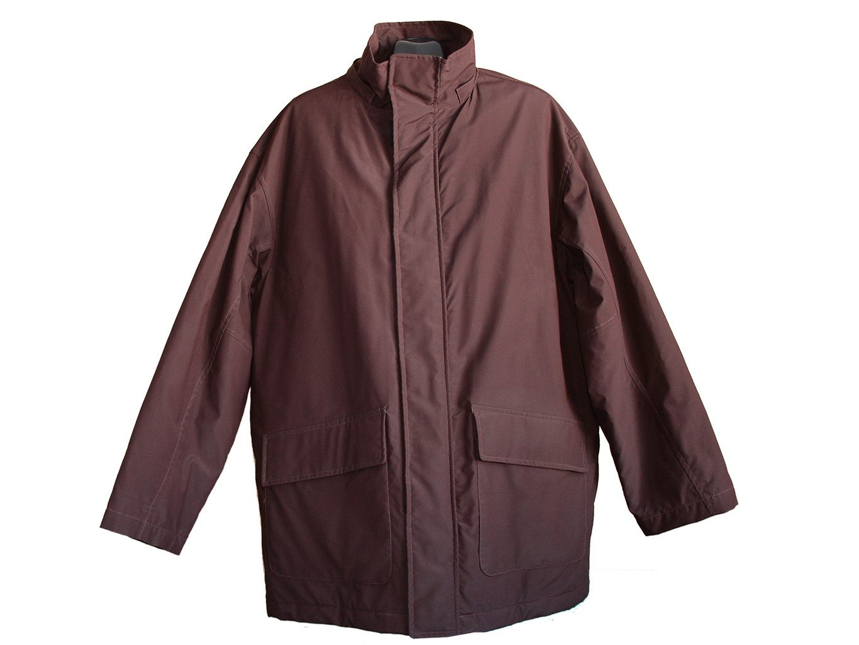 Куртка непромокаемая утепленная мужская осень зима GANT, XXL
