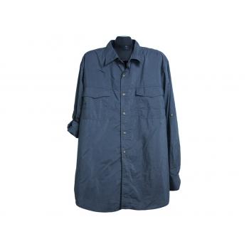 Мужская серая рубашка NORDIK TRACK