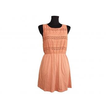 Женское платье персикового цвета ATMOSPHERE, S