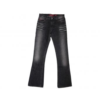 Женские черные джинсы клеш MISS SIXTY, XS