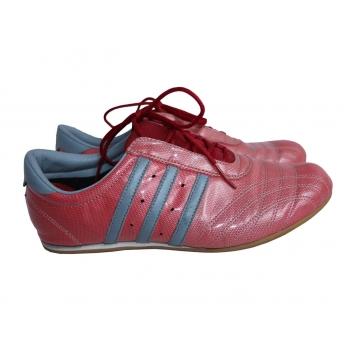Женские красные кроссовки ADIDAS 37 размер