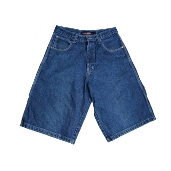 Детские джинсовые шорты SOUTH POLO JEANS для мальчика 11-15 лет