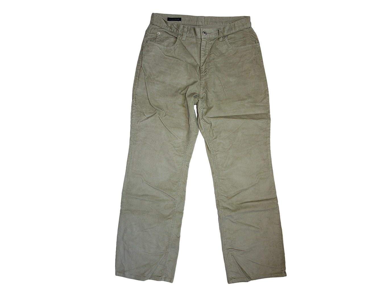 Женские зеленые вельветовые брюки LANDSEND, S