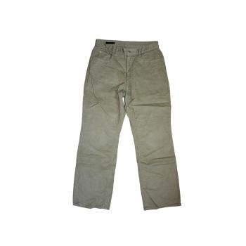Женские зеленые вельветовые брюки LANDSEND