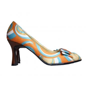 Женские цветные босоножки PARADE 39 размер