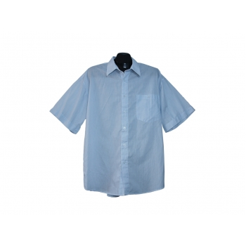 Мужская голубая рубашка EGMEDIO HAMERA, XL