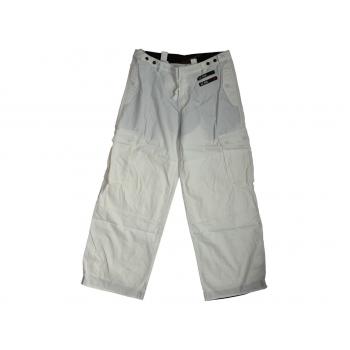 Мужские белые брюки RINGSPUN CARGO W 30
