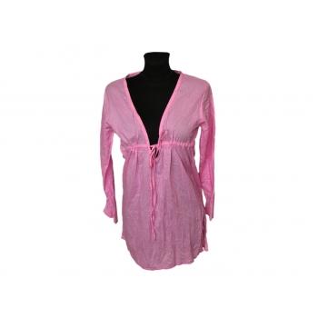 Женская розовая туника PLAYBOY