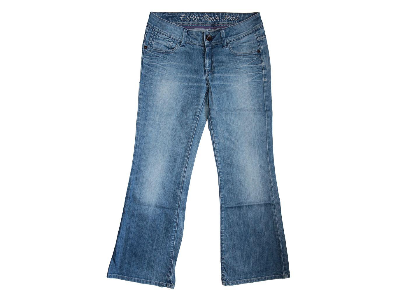Женские джинсы клеш ESPRIT, M