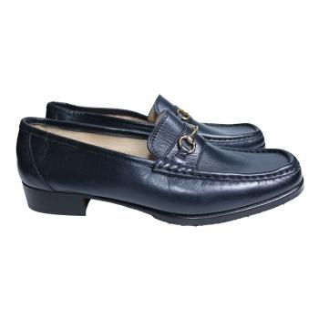 Туфли лоферы кожаные мужские MAGNUS 41 размер