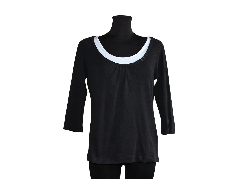 Женский черный реглан S`OLIVER