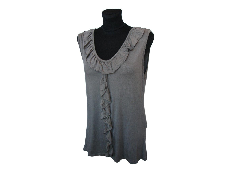 Женская серая блузка YESSICA, L