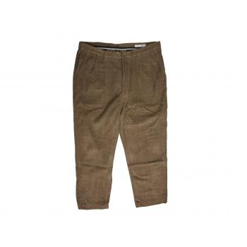 Мужские вельветовые брюки GEOFFREY BEENE W 38 L 32