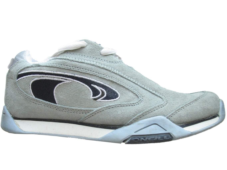 Женские замшевые голубые кроссовки O.NEIL 37 размер