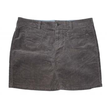 Женская вельветовая мини юбка MEXX