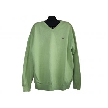 Мужской зеленый свитер GANT, 3XL
