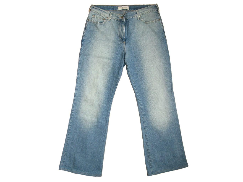 Женские голубые джинсы NEXT, М