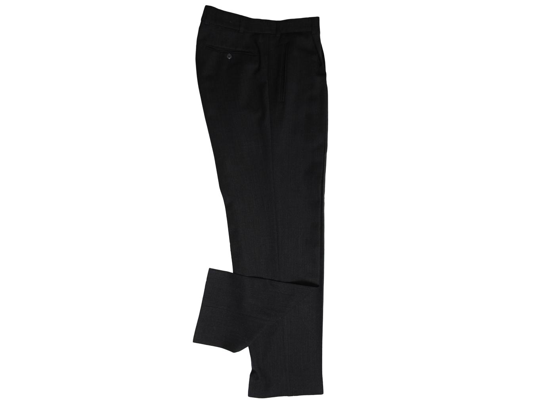 Мужские черные полушерстяные брюки GARDEUR W 34 L 32